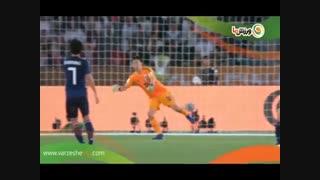 گل های بازی فینال جام ملتهای آسیا