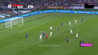 خلاصه دیدار ژاپن 1_3 قطر (فینال جام ملتهای آسیا 2019 امارات)