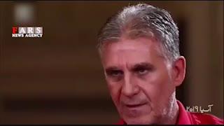 اظهارات جنجالی کارلوس کیروش درباره فدراسیون و وزارت ورزش