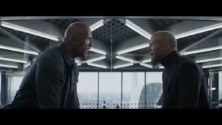 اولین تریلر رسمی فیلم Hobbs & Shaw (ادامه فیلم fast & furious)