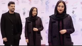 استایل جذاب و دیدنی بازیگران در جشنواره فیلم فجر 2019