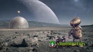 مستنداتی جدید از وجود موجودات فضایی