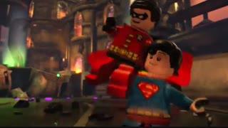 دانلود دوبله فارسی انیمیشن لگو بتمن  : ابر قهرمان ها متحد شوید LEGO Batman The Movie DC Superheroes Unite 2013