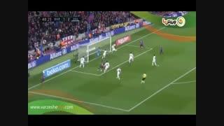 خلاصه بازی بارسلونا 2 - والنسیا 2 (13-11-1397)