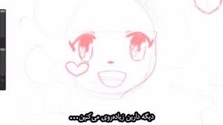 آموزش طراحی شخصیت - بخش ۲ : طراحی چهره