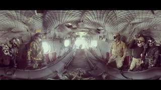 ویدیو سه بعدی و 360 درجه عملیات ارتش ایالات متحده