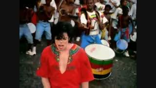 موزیک ویدیو THEY DONT CARE ABOUT US در برزیل