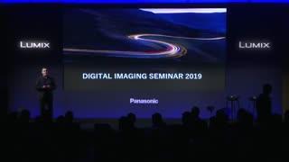 مراسم کامل معرفی دوربینهای جدید بدون آیینه فول فریم S1 و S1R پاناسونیک