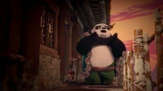 فصل 1 قسمت 5 انیمیشن سریالی پاندای کونگ فو کار: پنجه های سرنوشت با دوبله فارسی