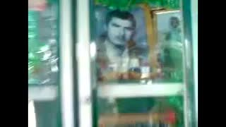 شهید پلارک.شهیدی که  همیشه از مزارش بوی گلاب استشمام می شود