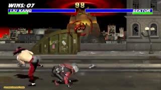 دانلود بازی Mortal Kombat 1 + 2 + 3