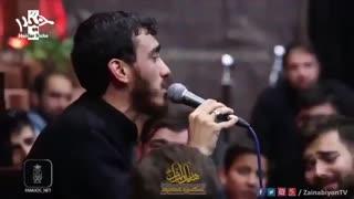 روضه جانسوز حضرت زهرا ؑ- حاج مهدی رسولی   فاطمیه 97