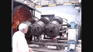 مخزن پلی اتیلن منبع آب و تانکر آب و مخزن اسید