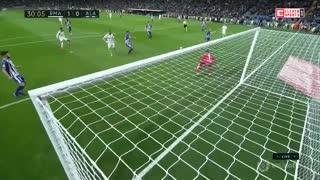 خلاصه دیدار رئال مادرید 3_0 آلاوز (هفته 22 لالیگا)
