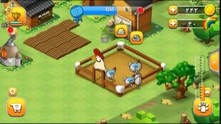 گیم پلی بازی «مزرعه بهاری»