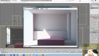آموزش تکنیک های نورپردازی با Vray از Vrayart