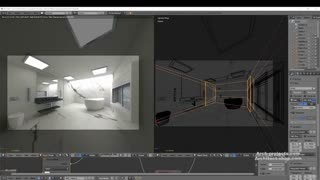 آموزش طراحی داخلی با بلندر