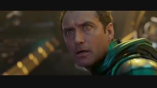 تیزر جدید فیلم Captain Marvel