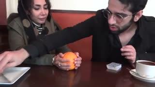 خفن ترین شعبده بازی با ورق (این ویدورو از دست ندید)
