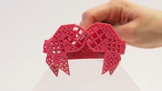پرینتر سه بعدی و دستگیرهی در
