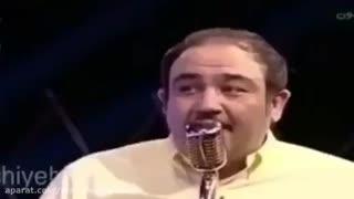 خوانندگی مهران غفوریان در برنامه زنده