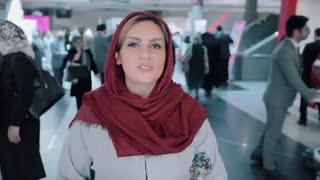 صحبت های دکتر مهرنامی در کنگره سالانه زنان و زایمان