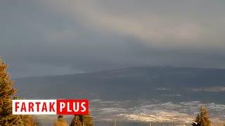 پرنده یا یوفو؛ پرواز اشیاء پرنده سفیدرنگ در کانادا خبرساز شد!