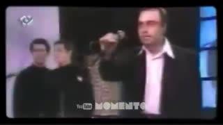 سکانسی بسیار قدیمی از جوانی رضا عطاران و جواد رضویان و یوسف تیموری