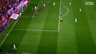 فینال کوپا دلری سال 2014 بین بارسلونا و رئال مادرید