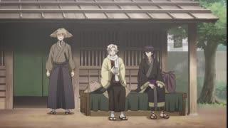 انیمه Bakumatsu قسمت ششم