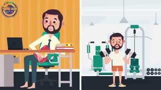 انتخاب ها و عاقبت های آن...انیمیشن کوتاه... بعد از دیدن شاید مسیر زندگیتان عوض شود