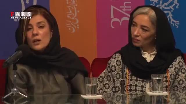 سارا بهرامی: برای سیمرغ بازی نمیکنم