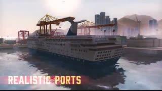 بازی شبیه سازی کشتی  اندروید Ship Sim 2019
