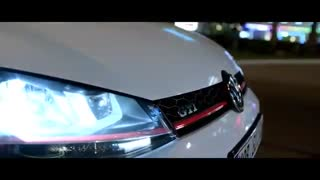 تیزر تبلیغاتی فولکس واگن گلف GTI ماموت خودرو