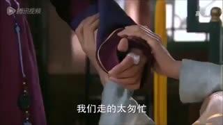 قسمتی از سریال رو گذاشتم ببینید(ورژن چینی سریال عاشقان ماه)