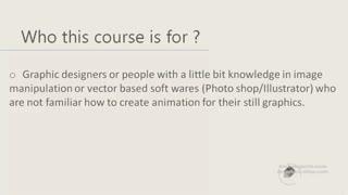 آموزش موشن گرافیک در After Effect