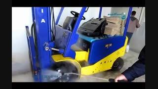 واترجت صنعتی - نظافت و شستشوی آلودگی های سخت و عمیق