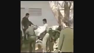 صحنه ای واقعی از شکنجه اسرا استخراج شده از اسناد محرمانه عراق