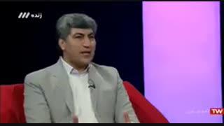 مشاور بازاریابی در شبکه 3 تلویزیون : سید حمیدرضا عظیمی پاسخ می دهد