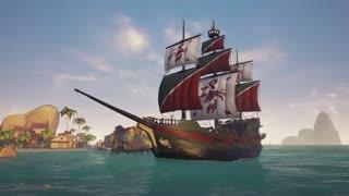 تیزر رایگان شدن بازی Sea of Thieves برای مدتی محدود - بازیمگ