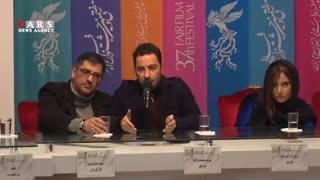 قول نوید محمدزاده برای عدم حضور در جشنواره فجر سال آینده