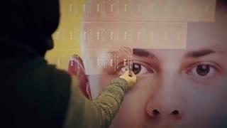 تبلیغ خلاقانه  به مناسبت روز جهانی پیشگیری از سرطان در مترو تهران