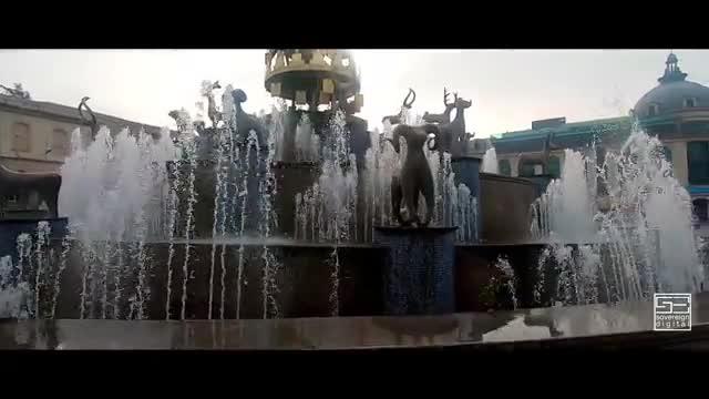 تفلیس و مکانهای گردشگری این شهر زیبای گرجستان را ببینید