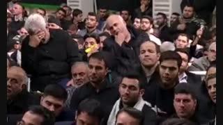 مداحی سعید حدادیان در محضر رهبر انقلاب