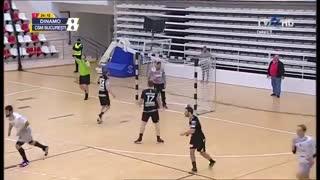 دیدار تیم های دینامو بخارست و چسمه بخارست در جام حذفی کوپا رومانی 2018/19