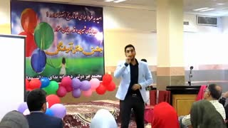 سامان طهرانی شومن و استندآپ کمدی