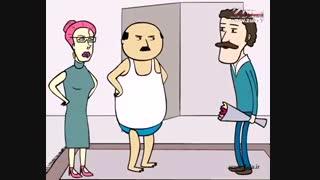 جدیدترین انیمیشن سوریلند -پرویز و پونه - پونه اینفلوئنسر