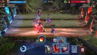 بازی استراتژیک فوق العاده Heroic Magic Duel