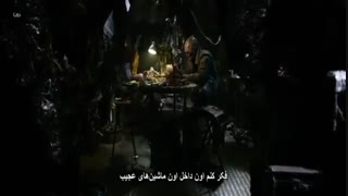 فیلم سینمایی موتورهای مرگبار Mortal Engines 2018 زیرنویس فارسی