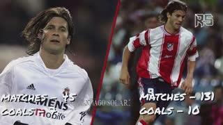 10 بازیکن مشترک رئال مادرید و اتلتیکومادرید